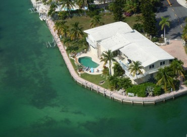 CEO's Oceanfront Fishing Den in the Florida Keys