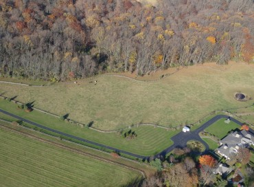 True Peace and Privacy : CEO's Estate in Radnor Hunt