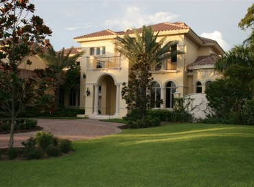 'On the Course'  Private Residence, Naples, FL.
