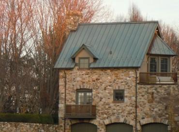 """""""Best Residence in America""""  -- Custom Home Magazine"""